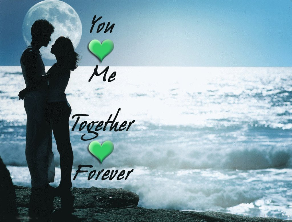 You And Me Together Forever Image