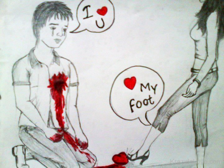 Broken Heart Boy