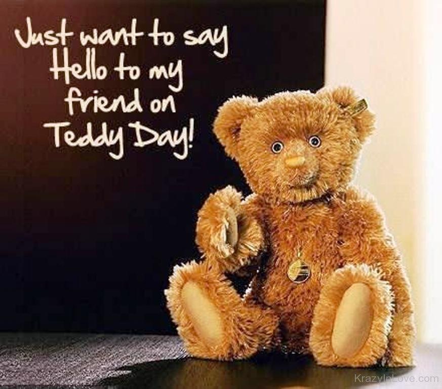 i want to say hi