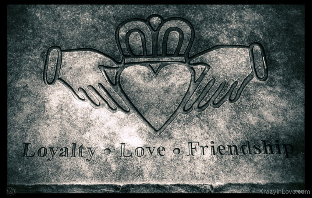 Loyaltylove And Friendship