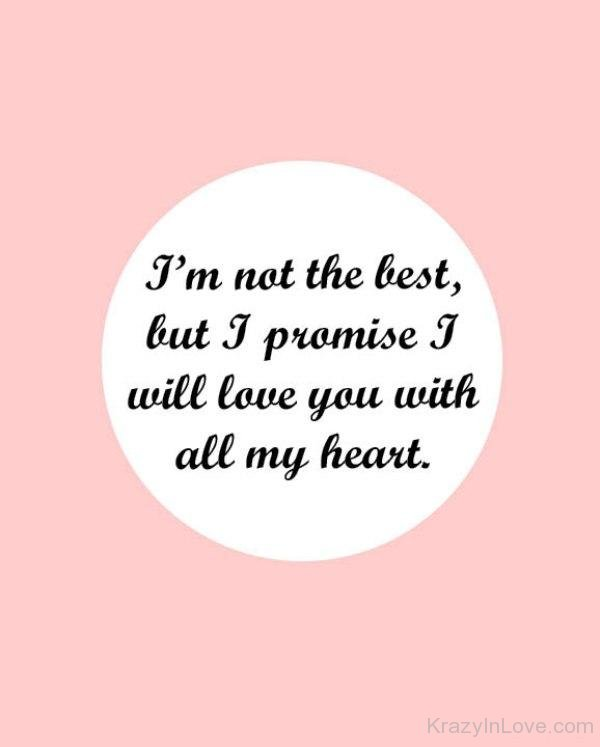 Promise Quotes - Love Pictures, Images - Page 4
