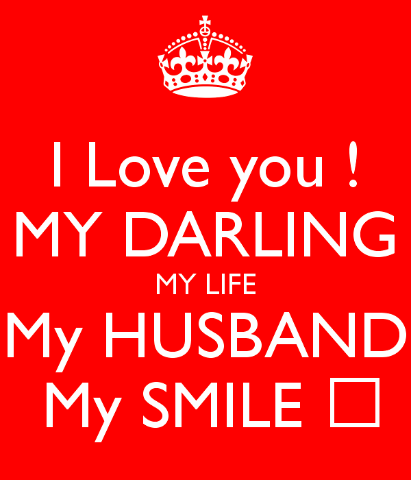 I Love You My Darling