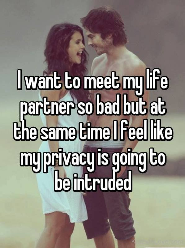 Want to know who is my life partner