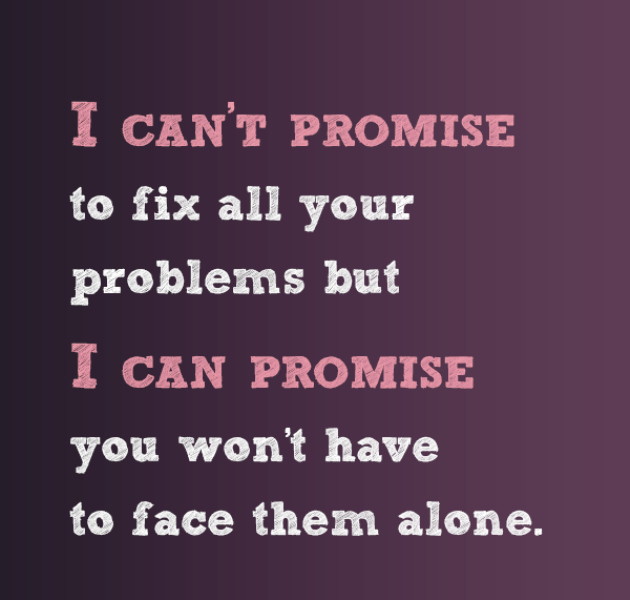 I Cant Promise