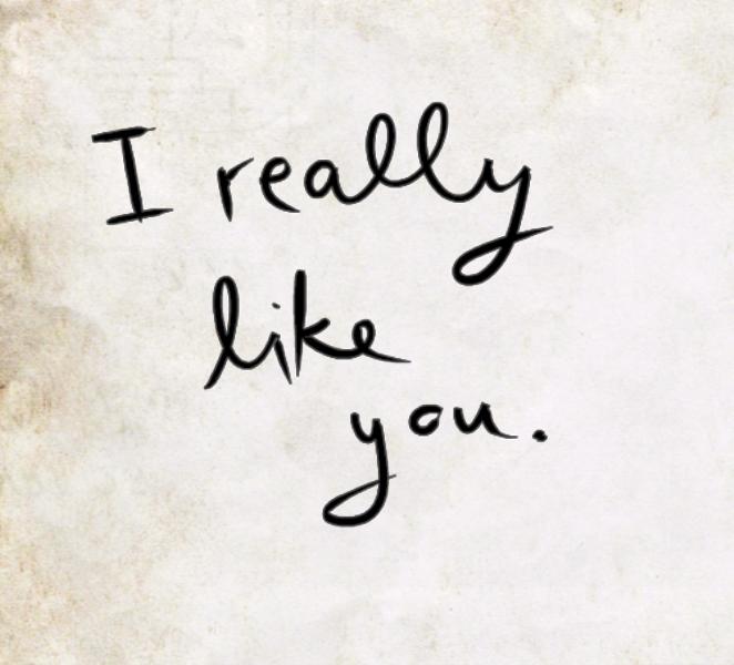 i llike you