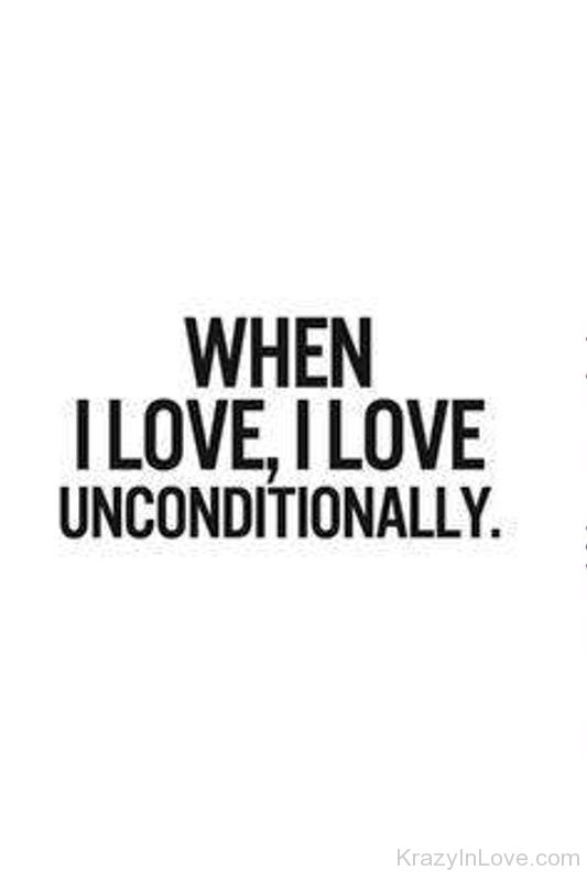 Unconditional Love Love Pictures Images