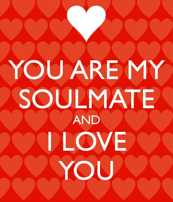 my love my soulmate