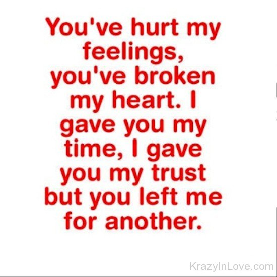 Hurt Quotes Love Pictures Images