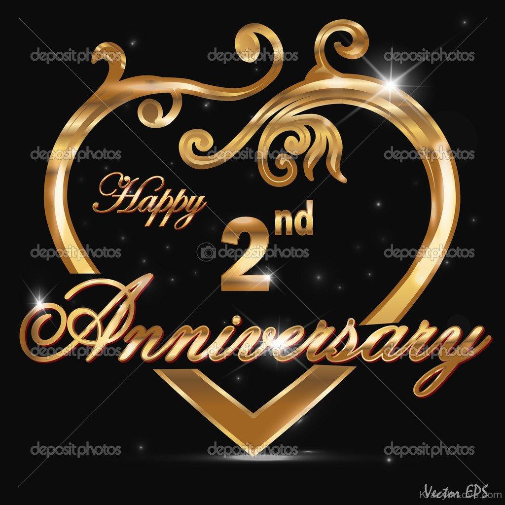 Happy Second Anniversary
